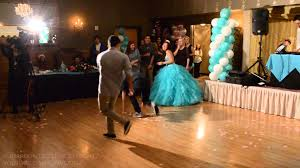 sweet 16 birthday party with dance performance youtube