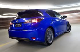 2011 lexus hatchback prices 2011 lexus ct 200h pricing and specifications for australia