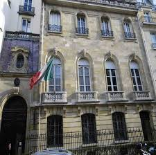 consolato d italia parigi la sede