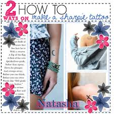 how to make a henna tattoo with sharpie sharpie henna by