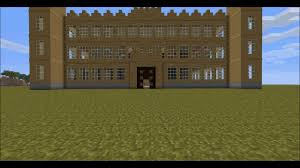 downton abbey highclere castle in minecraft hd youtube
