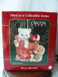 carlton merry mischief collection on ebay