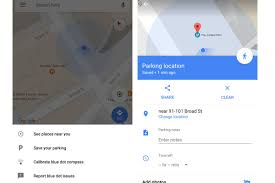 G Maps Google Maps Is Getting Useful Parking Reminders The Verge