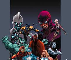 ultimate marvel official handbook of the ultimate marvel universe 2005 2005 2