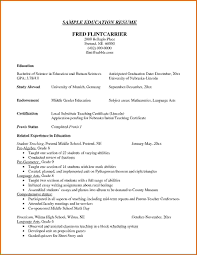 how to create the perfect resume 17 resumes examples
