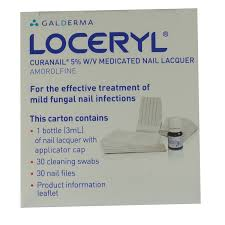 loceryl curanail 5 w v medicated nail fungal treatment lacquer