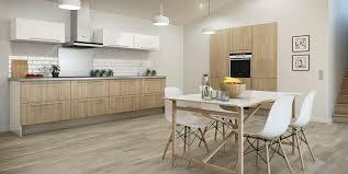 cuisine beige et taupe cuisine taupe et bois élégant carrelage pour cuisine blanche