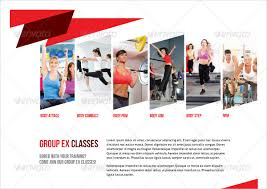 19 sports u0026 fitness brochure templates free psd ai vector eps