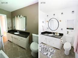 Images Bathrooms Makeovers - laura u0027s guest bathroom before after u2013 a beautiful mess
