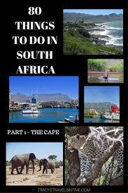 80 things to do in south africa part 1