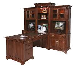 Partner Desk Home Office Amish Partners Desk