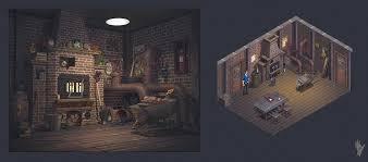 hidden object scene 01 by alexshatohin on deviantart