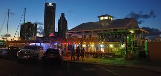 Patio On Guerra by Harrison U0027s Landing Corpus Christi Bayfront Restaurant And Bar