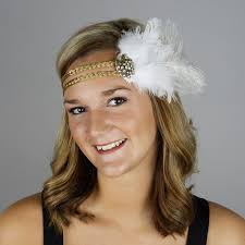 decorative headbands feather costume halos and feather headbands best prices