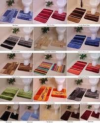 multi color bathroom rugs mohawk home rugs bellacor 500 x 500
