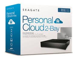 Storage Devices Seagate Personal Cloud 2 Bay Home Media Storage Devices