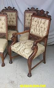 Victorian Upholstered Chair 59 Best Breakfast Room Chairs Images On Pinterest Dining Chairs