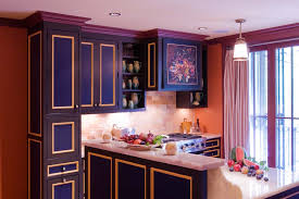 purple kitchen decorating ideas astonishing yellow and purple kitchen contemporary best ideas