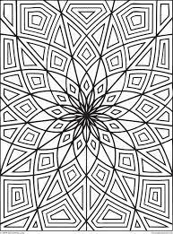 geometric coloring pages geometric coloring pages 4