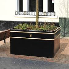 cast iron planters street furniture broxap