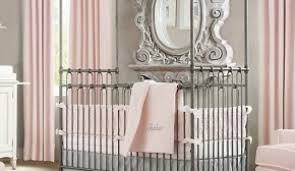 Pink And Gray Nursery Bedding Sets by Bedding Set Trendy Light Pink And Gray Damask Crib Bedding