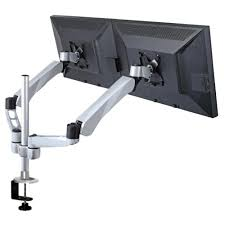 dual mount lcd mount flat screen stands monitor stand