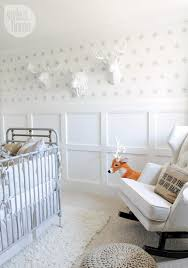 nursery design sophisticated neutral retreat style at home