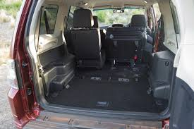 mitsubishi pajero 2000 interior 2016 mitsubishi pajero gls review practical motoring