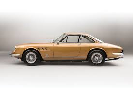 golden ferrari this golden ferrari 330 gtc could be your ticket to u002760s style