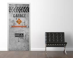 stickers trompe oeil mural choisissez un stickers porte pour customiser votre intérieur
