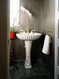 powder bathroom design ideas pedestal sink bathroom design ideas internetunblock us