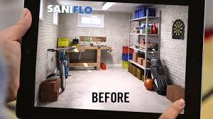 bathroom macerating pump saniflo toilet sani flo