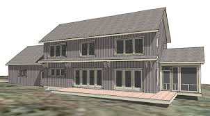 passive house in northern michigan sears architects