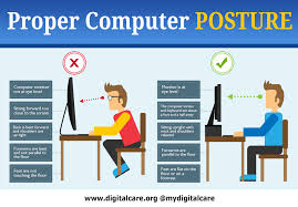 office ergonomics better gadgets better health digital care