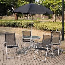Bistro Patio Furniture Sets - patio glamorous bistro set with umbrella bistro style patio set