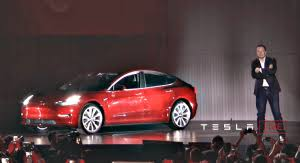 with tesla u0027s all electric model 3 now a reality ceo elon musk