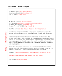 business style letter format exle 28 images business letter