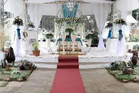 gazebo garden themed wedding the loreta resort