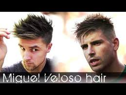 how to do miguels hair cut 16 best hairstyle images on pinterest football players hair cut