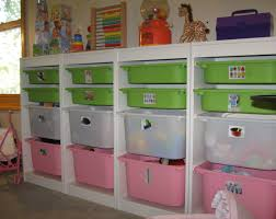 Kids Storage Shelves With Bins by Keep Toys With Plastic Storage Containers Home Designs