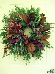 boxwood wreath magnolia and boxwood wreath le jardin european style floral