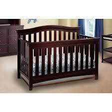 Delta Canton 4 In 1 Convertible Crib Black Delta Children Canton 4 In 1 Convertible Crib Crib Ideas