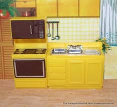 miniature dollhouse kitchen furniture 140 best dollhouse kitchens images on images