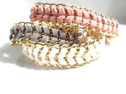 white chain bracelet images Best 25 gold chain bracelets ideas diy friendship jpg