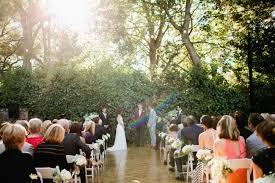 backyard wedding venues outdoor wedding venues five types