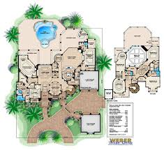 house plans mediterranean style homes mediterranean style home plan la casa sol ii floor plan by