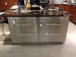 stainless steel kitchen island ikea bryn alexandra ikea