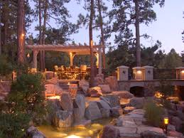 Landscape Lighting Plan Hadco Landscape Lighting For Property Architecture