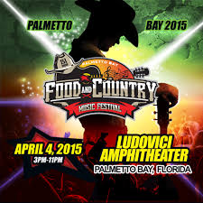 palmetto bay food and country music festival u2013 april 4 florida