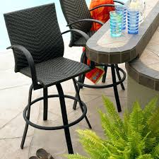 High Table Patio Furniture Outdoor Bar Table And Stools U2013 Sahlin Info